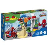 LEGO Duplo Spider-Man & Hulks Äventyr