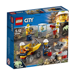 LEGO City Gruvteam