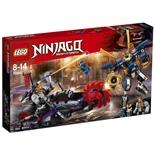 LEGO Ninjago Killow mot SamuraiX