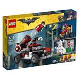 LEGO Batman The Movie Harley Quinn™ Kanonattack