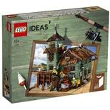 LEGO Ideas Gammal Fiskebutik