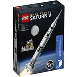 LEGO Ideas NASA Apollo Saturn V
