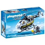 Playmobil Insatshelikopter