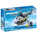 Playmobil Insatshelikopter
