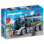 Playmobil Insatsfordon med Ljus och Ljud