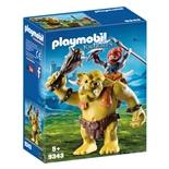 Playmobil Jättetroll med Dvärgkämpe på Ryggen