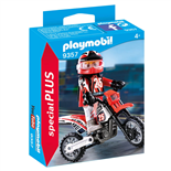 Playmobil Motorcrossförare