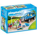 Playmobil Flyttbar Hundsalong