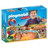 Playmobil Play Map Motocross