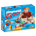 Playmobil Play Map Pirater