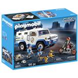 Playmobil Värdetransport
