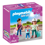 Playmobil Shoppingtjejer