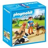 Playmobil Hundtränare