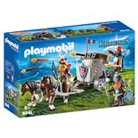 Playmobil Hästspann med Dvärgar och Ballist