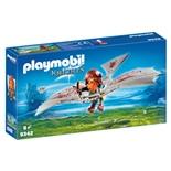 Playmobil Dvärg med Hängflygning