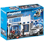 Playmobil Polisstation