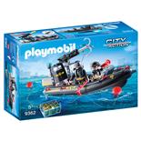 Playmobil Insatsbåt