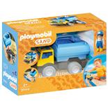 Playmobil Vattentankbil