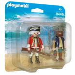 Playmobil Duopack Pirat och Soldat