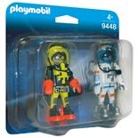 Playmobil Duopack Rymdfarare