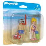 Playmobil Duopack Semesterfirare