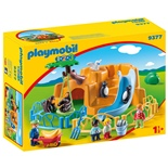 Playmobil 1-2-3 Djurpark