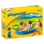Playmobil 1-2-3 Barnkarusell