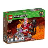 LEGO Minecraft Striden i Nether