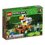LEGO Minecraft Hönshuset