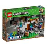 LEGO Minecraft Zombiegrottan