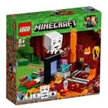LEGO Minecraft Nether-portalen