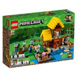 LEGO Minecraft Stugan