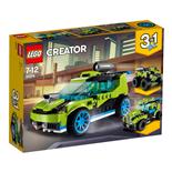 LEGO Creator Raketrallybil