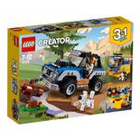 LEGO Creator Vildmarksäventyr