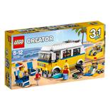 LEGO Creator Solskenssurfarbuss