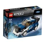 LEGO Speed Champions Ford Fiesta M-Sport WRC