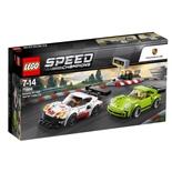 LEGO Speed Champions Porsche 911 RSR och 911 Turbo 3.0