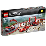 LEGO Speed Champions Ferrari Ultimat Garage