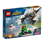 LEGO DC Comics Super Heroes Superman & Krypto Samarbete