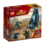 LEGO Marvel Super Heroes Outrider Dropship-Attack