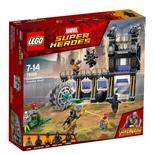 LEGO Marvel Super Heroes Corvus Glaives Tröskarattack
