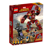 LEGO Marvel Super Heroes Hulkbuster Smash-Up