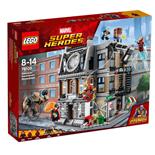 LEGO Marvel Super Heroes Uppgörelse i Sanctum Sanctorum
