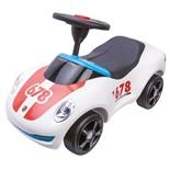 BIG Baby Porsche Premium Vit