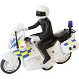 Dickie Toys SOS Polismotorcykel med Ljud och Ljus