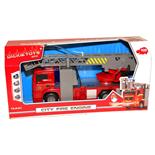 Dickie Toys SOS Stegbil med Ljud och Ljus