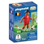 Playmobil Landslagsspelare för Belgien
