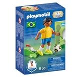 Playmobil Landslagsspelare för Brasilien