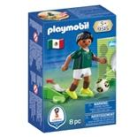 Playmobil Landslagsspelare för Mexiko