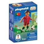 Playmobil Landslagsspelare för Portugal